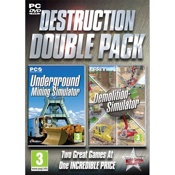 Destruction Double Pack