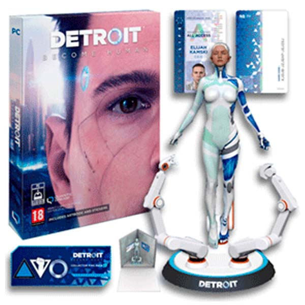 Detroit: Become Human CZ (Collector's Edition) PC