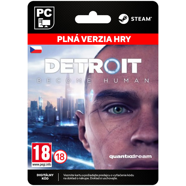 Detroit: Become Human CZ [Steam]