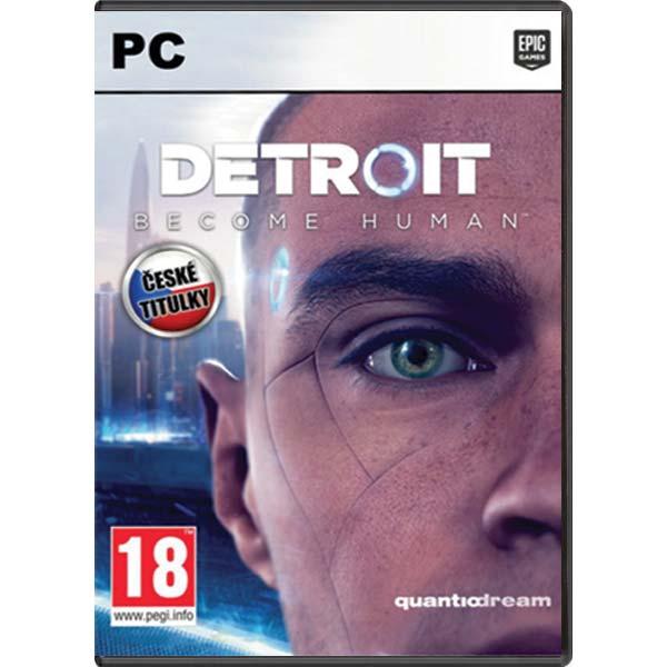 Detroit: Become Human CZ