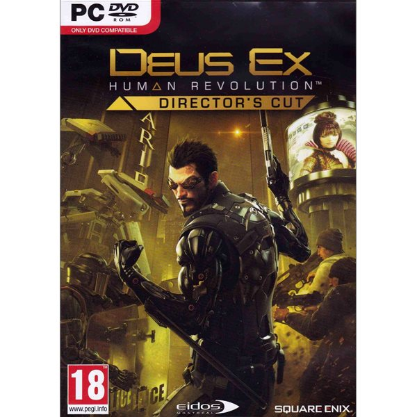 Deus Ex: Human Revolution (Director�s Cut)
