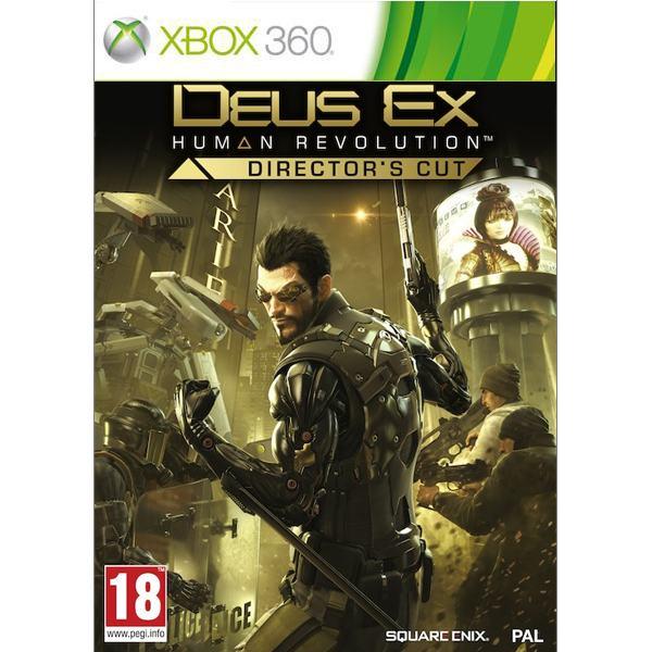 Deus Ex: Human Revolution (Director's Cut) [XBOX 360] - BAZÁR (použitý tovar)