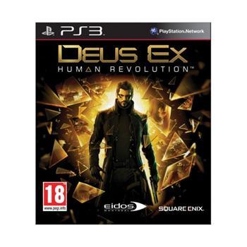 Deus Ex: Human Revolution-PS3 - BAZÁR (použitý tovar)