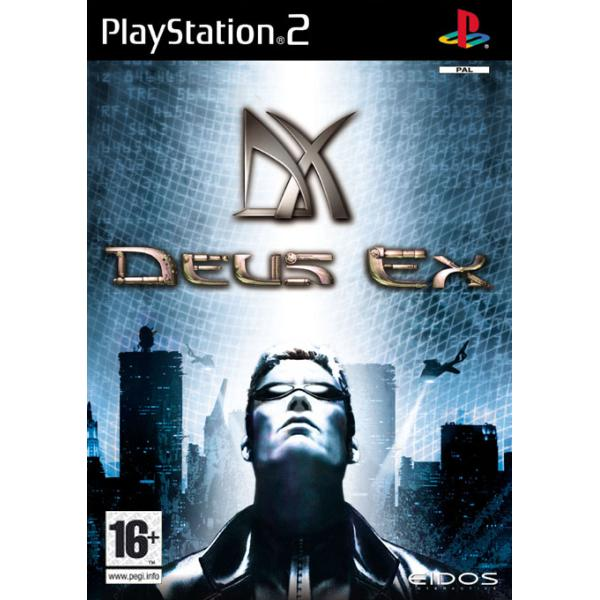 Deus Ex [PS2] - BAZÁR (použitý tovar)
