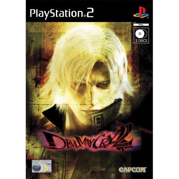 Devil May Cry 2 [PS2] - BAZÁR (použitý tovar)