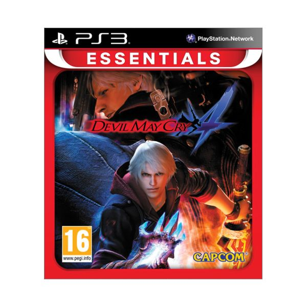 Devil May Cry 4-PS3 - BAZÁR (použitý tovar)