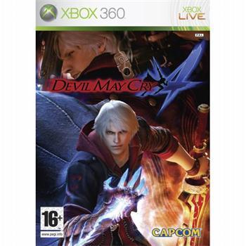 Devil May Cry 4 [XBOX 360] - BAZÁR (použitý tovar)