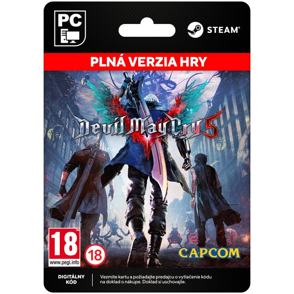 Devil May Cry 5 [Steam]