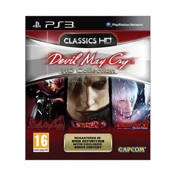 Devil May Cry (HD Collection) [PS3] - BAZÁR (použitý tovar)