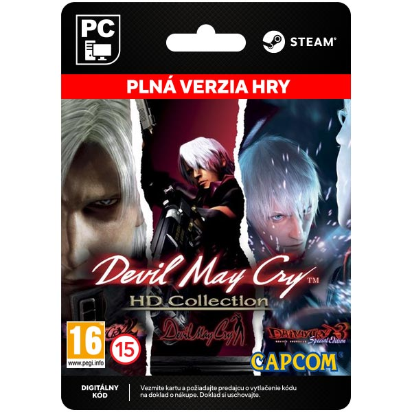 Devil May Cry (HD Collection) [Steam]