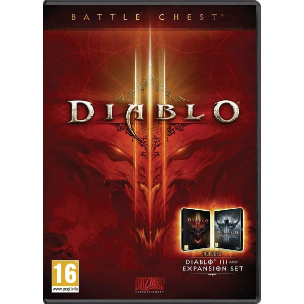 Diablo 3 (Battle Chest)