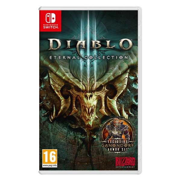 Diablo 3 (Eternal Collection) [NSW] - BAZÁR (použitý tovar)