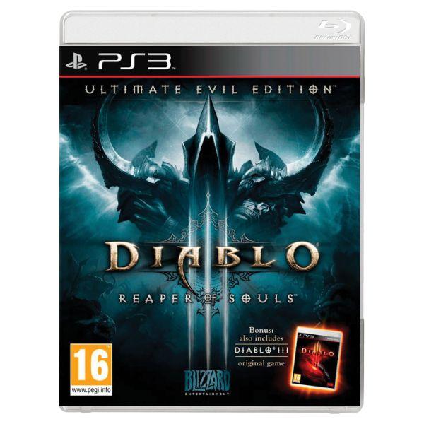 Diablo 3: Reaper of Souls (Ultimate Evil Edition) PS3