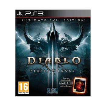 Diablo 3: Reaper of Souls (Ultimate Evil Edition) [PS3] - BAZÁR (použitý tovar)