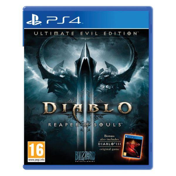 Diablo 3: Reaper of Souls (Ultimate Evil Edition) PS4