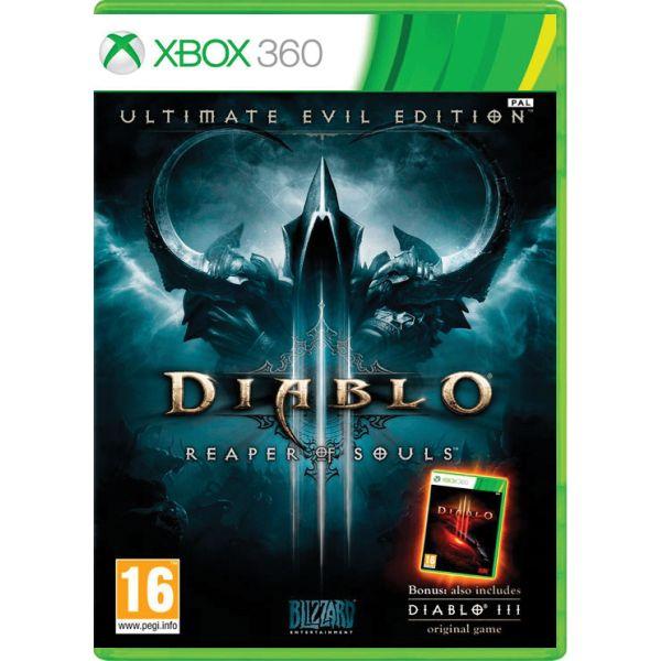 Diablo 3: Reaper of Souls (Ultimate Evil Edition) XBOX 360