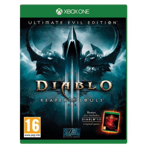 Diablo 3: Reaper of Souls (Ultimate Evil Edition) XBOX ONE