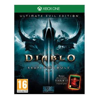 Diablo 3: Reaper of Souls (Ultimate Evil Edition) [XBOX ONE] - BAZÁR (použitý tovar)