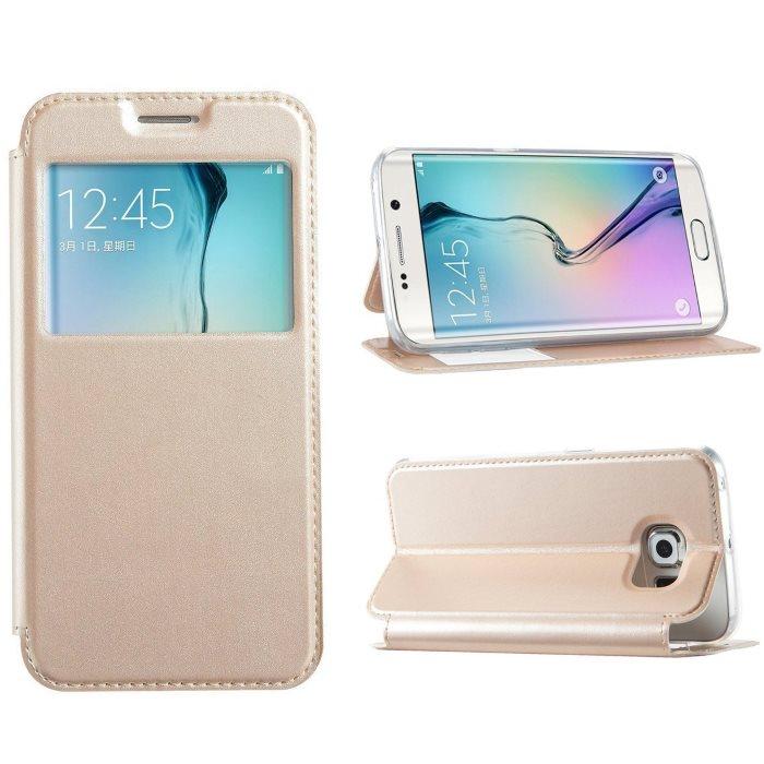 Diárové puzdro Kalaideng Sun pre Samsung Galaxy J5 - J500, Gold