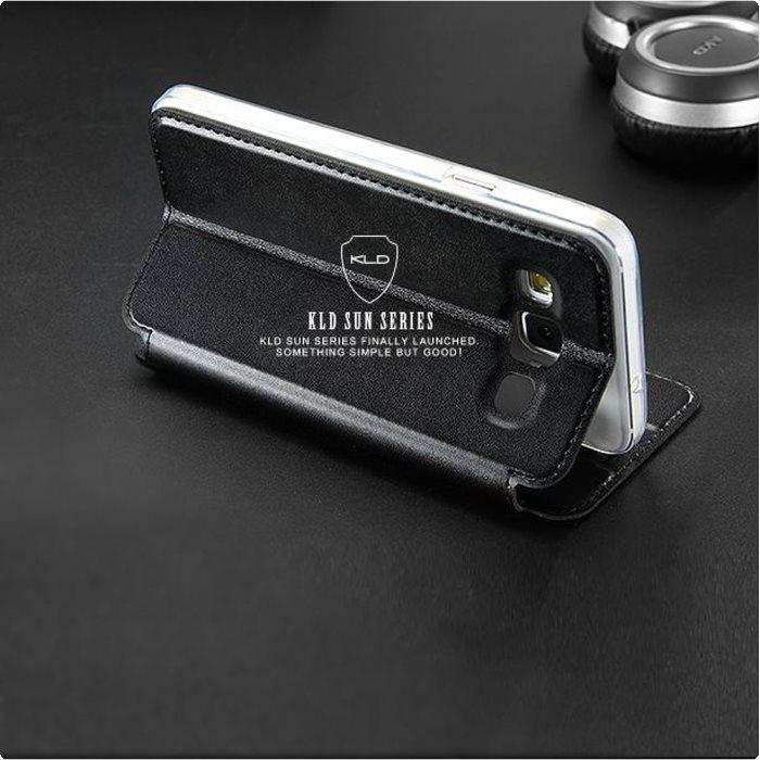 Diárové puzdro Kalaideng Sun pre Samsung Galaxy Note 5 - N920, Black