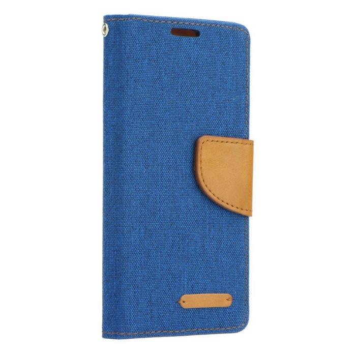 Diárové puzdro Mercury Canvas pre LG K10 - K420n, Blue