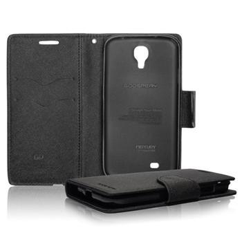 Diárové puzdro Mercury pre Samsung Galaxy J5 - J500 a J5 Dual, Black