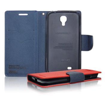 Diárové puzdro Mercury pre Samsung Galaxy J5 - J500 a J5 Dual, RedBlue