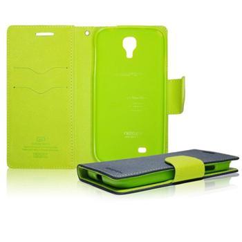 Diárové puzdro Mercury pre Sony Xperia Z5 - E6653 a Z5 Dual - E6633, BlueLime