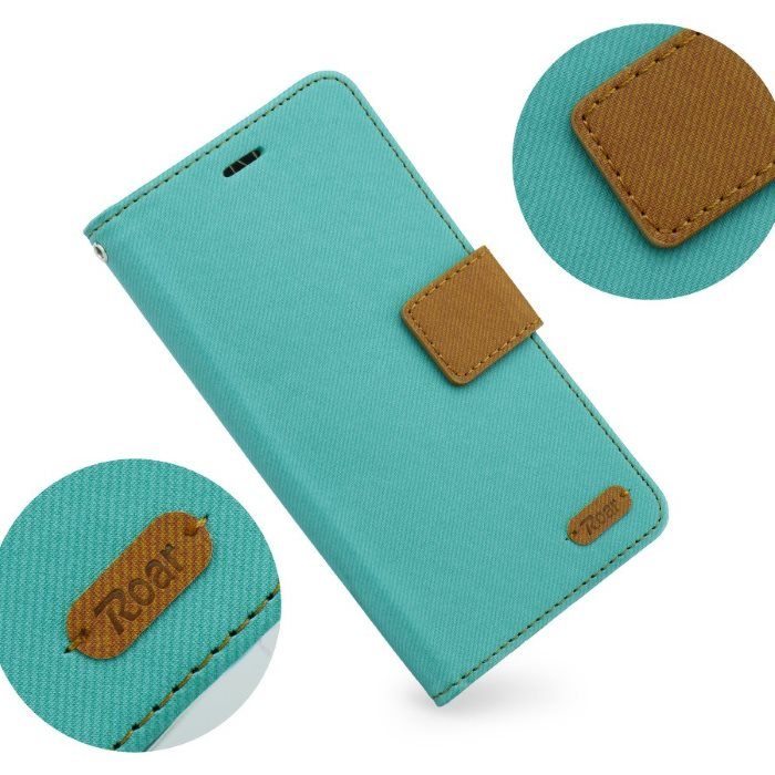 Diárové puzdro Roar Simply Life Diary pre LG G4 Stylus - H635, Mint