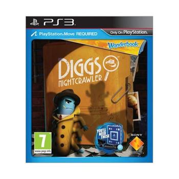 Diggs Nightcrawler CZ + Sony PlayStation Move Starter Pack PS3