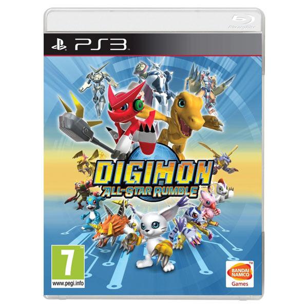 Digimon All-Star Rumle