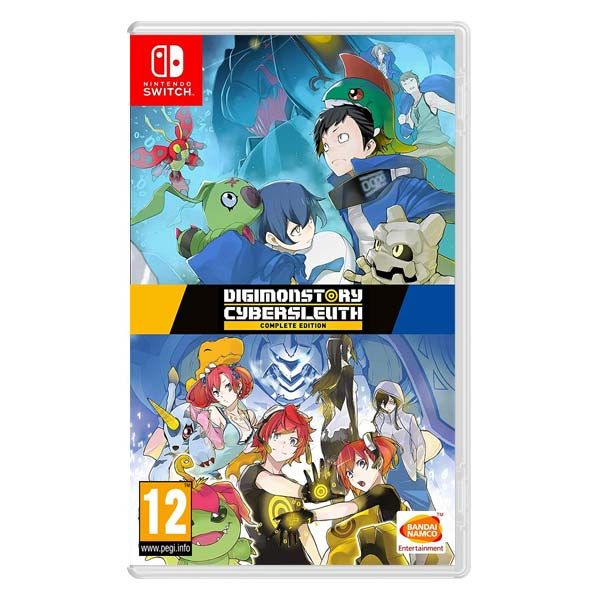 Digimon Story: Cyber Sleuth (Complete Edition)