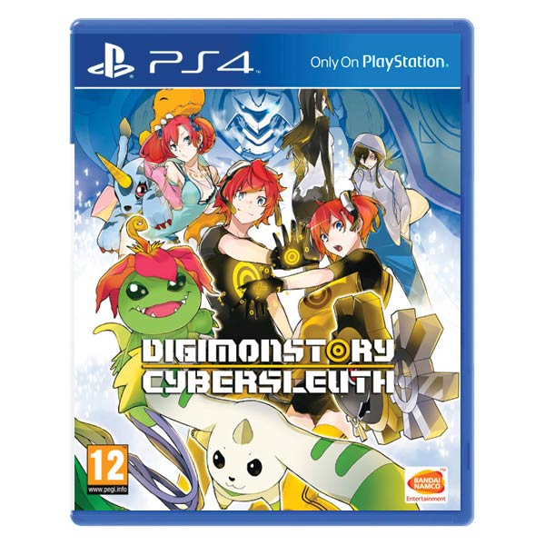 Digimon Story: Cyber Sleuth [PS4] - BAZ�R (pou�it� tovar)