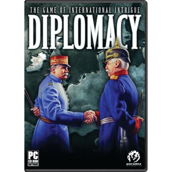Diplomacy: The Game of International Intrigue