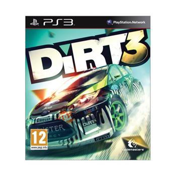 DiRT 3-PS3 - BAZÁR (použitý tovar)