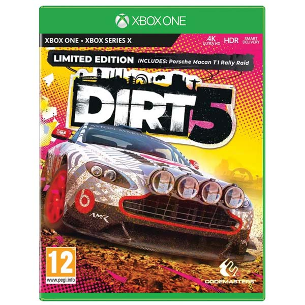 DiRT 5 (Limited edition) XBOX ONE