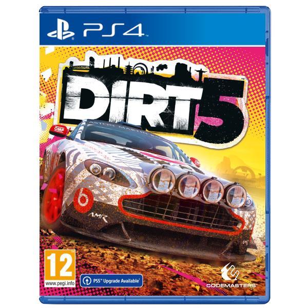 DiRT 5 [PS4] - BAZÁR (použitý tovar)