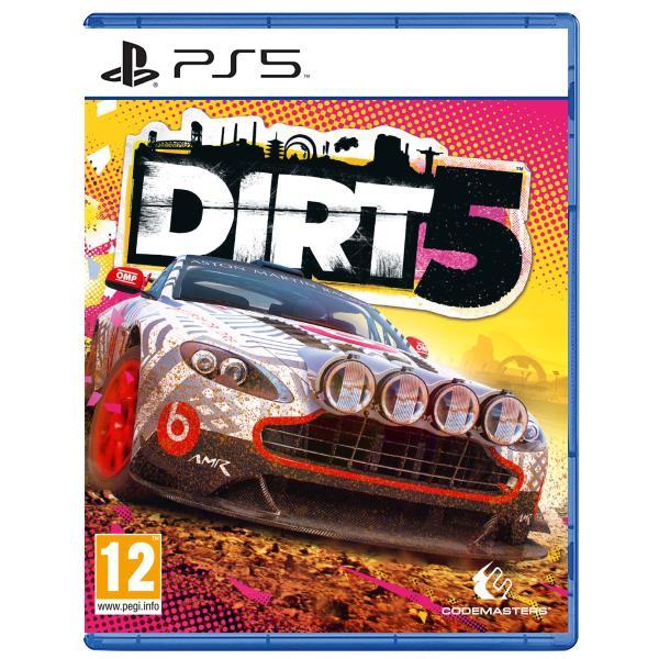 DiRT 5 [PS5] - BAZÁR (použitý tovar)