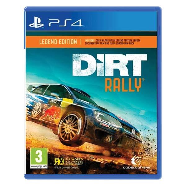 DiRT Rally [PS4] - BAZÁR (použitý tovar)