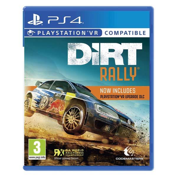 DiRT Rally VR  [PS4] - BAZÁR (použitý tovar)
