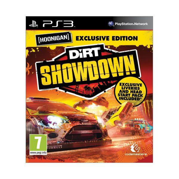 DiRT: Showdown [PS3] - BAZÁR (použitý tovar)