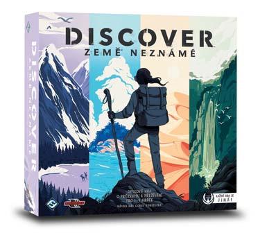Discover: Zemì neznámé