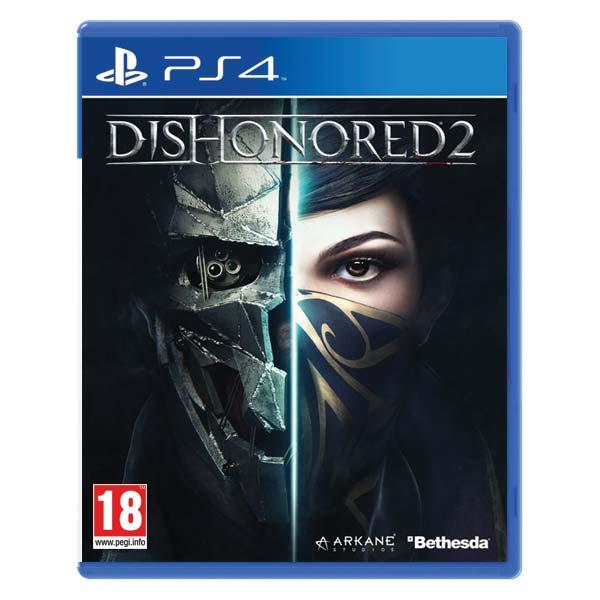 Dishonored 2  [PS4] - BAZÁR (použitý tovar)