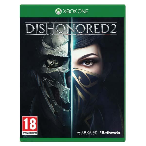 Dishonored 2  [XBOX ONE] - BAZÁR (použitý tovar)