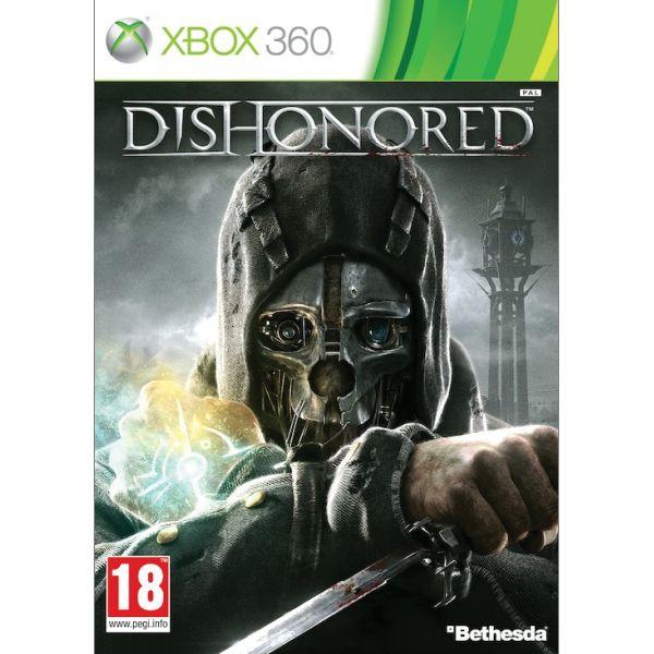 Dishonored CZ XBOX 360