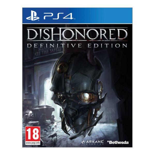 Dishonored (Definitive Edition) [PS4] - BAZÁR (použitý tovar)