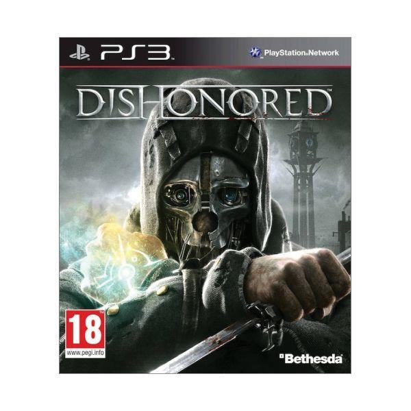 Dishonored-PS3 - BAZÁR (použitý tovar)