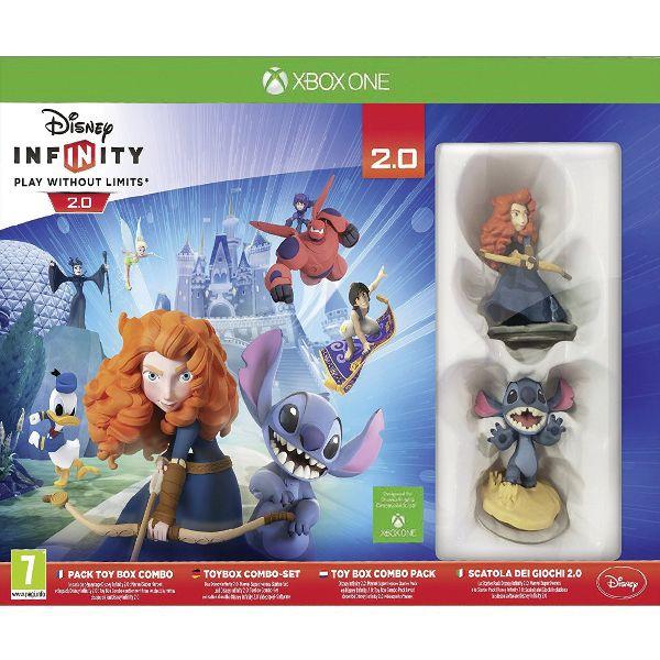 Disney Infinity 2.0: Disney Originals (Toy Box Combo Pack) XBOX ONE