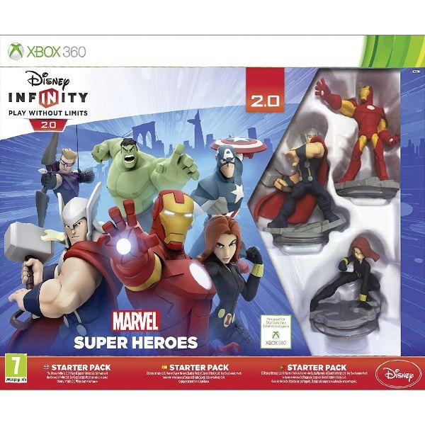 Disney Infinity 2.0: Marvel Super Heroes (Starter Pack) XBOX 360