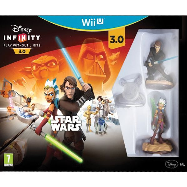 Disney Infinity 3.0 Play Without Limits: Star Wars (Starter Pack) Wii U
